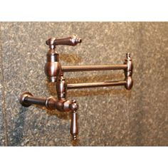 I saw one of these in a display home. I would LOVE a pot filler faucet!
