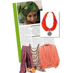The Maya effect, created by giorgybia on Polyvore