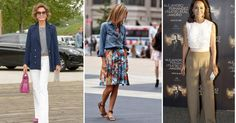 Cómo vestir a los 50 para un look sofisticado y elegante