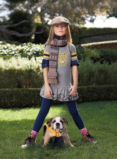Ralph Lauren Childrenswear Fall 2012