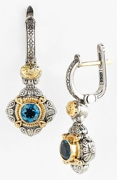 Konstantino 'Hermione' Drop Earrings available at #Nordstrom