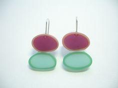 Kathy Murphy - Acrylic earrings