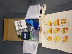 PostStitch Yarn and Emoji Tote Prize Pack