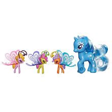 My Little Pony Cutie Mark Magic Trixie Lulamoon  Friendship Flutters Figures (isabell really wants for christmas)