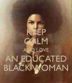 Afro and Educated Black Power, Black Women Art, Black Art, By Any Means Necessary, Pelo Natural, My Hairstyle, My Black Is Beautiful, Beautiful Women, Beautiful People