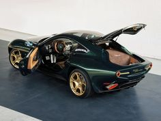 Alfa Romeo Disco Volante, but first you need to own an 8C before you can order one of these.