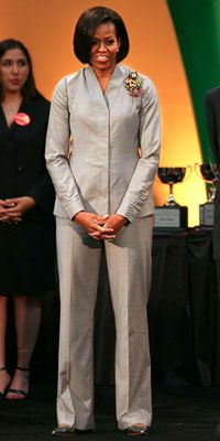 Michelle Obama's 2010 Style Diary - May 3rd from #InStyle