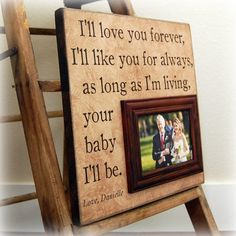 love this gift for Mom & Dad