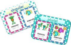 Une French Kids, Learn French, Teaching Resources, Alphabet, Learning, Games, Cycle 2, French Tips, Exercises