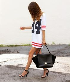 Street fashion, casual chic, style