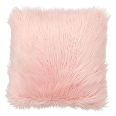 Fur-rific Faux-Fur Pillow Covers in dif colors Pink Pillows, Fluffy Pillows, Rose Gold Throw Pillows, Gold Bedroom, Bedroom Decor, Bedroom Ideas, Feminine Bedroom, Rose Gold Rooms, Rose Gold Room Decor