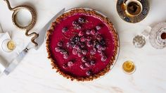 Whoa, You Guys Love Really Love This Cranberry Lime Pie | Bon Appetit
