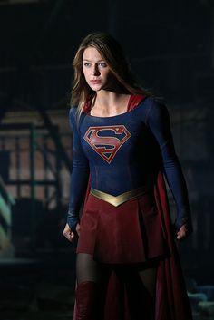 Still of Melissa Benoist in Supergirl