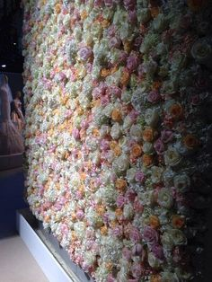 A wall of roses with @Avalanche+ and Sweet Avalanche byMeijer Rosesduring the inaugural Brides The Show event at Battersea Park in London. The event was put together byBrides Magazine, thes rose wall was designed byBy Appointment Only Design!