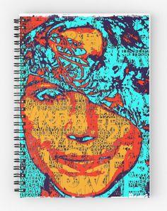 #MurielCerf #Spiral #Note #Book #roman à écrire soi-même #RootCat