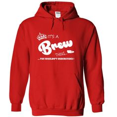 [New tshirt name meaning] Its a Brew Thing You Wouldnt Understand Name Hoodie t shirt hoodies shirts Teeshirt this month Hoodies, Tee Shirts