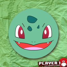 bulbasaur face