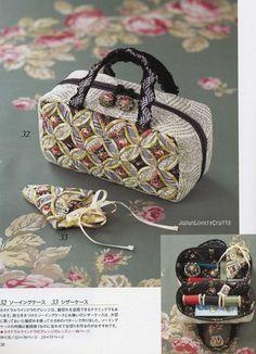 Flor adorno tejido Yoko Okamoto libro por JapanLovelyCrafts en Etsy