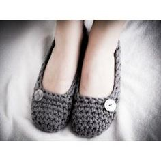 #Crochet slippers