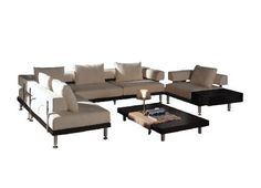 Baxton Furniture Studios Ricci 4-Piece Microfiber Modern Sectional Cream by Baxton Studio, http://www.amazon.com/dp/B002HWRGM4/ref=cm_sw_r_pi_dp_pXXFrb129GNEW
