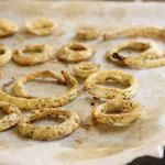 Healthier Onion Rings_150s 415 healthy snacks.   This IS THE REAL THING.