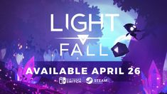 Featured Nindie Light Fall releases on April 26th http://bit.ly/2lnzap3 #nintendo