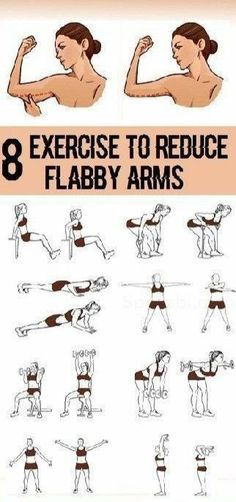 8 Simple Exercise to Reduce Flabby Arms. 8 Simple Exercise to Reduce Flabby Arms. Body Fitness, Fitness Diet, Fitness Motivation, Health Fitness, Fitness Plan, Exercise Motivation, Health Club, Health Diet, Arm Workouts
