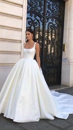 Fancy Wedding Dresses, Bridal Dresses, Prom Dresses, Popular Wedding Dresses, Traditional Wedding Dresses, Princess Wedding Dresses, Pretty Dresses, Beautiful Dresses, Wedding Looks