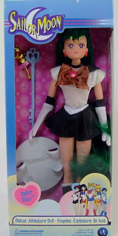 Bambole Fashion Objective Sailor Moon Saturn Excellent Sailor Team Bandai Japan Doll Bambola Low Price Bambole