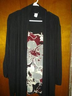 Perseption for woman dress v beautiful top. Spandex blouse size3xlarge. Free ship for 14.99