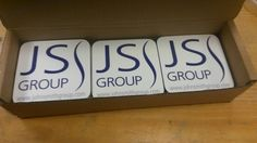 Personalised Wooden Coasters