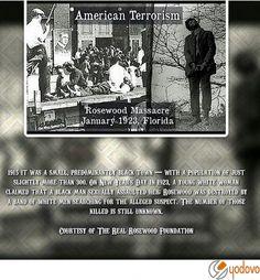 #yodovo, #JohnOliver,  #RosewoodMassacre, #NeverForget,  #PanAfricanism, #BlackNationalism, #BlackEmpower Regrann from problkthought -  #RosewoodMassacre #NeverForget  #PanAfricanism #BlackNationalism #BlackEmpower