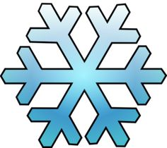 Sorting Snowflakes or Snowflake math- for Stopping by Woods on a Snowy Evening or Snowflake Bentley
