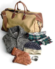 Make sure to pack your bag with clothing that will keep you toasty #Alaska #StayWarm