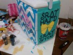 srat hard. srat often.