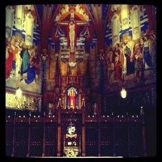Cathedral of the madeline slc utah