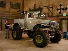 """Dodge Power Wagon ~ Mik's Pics """"Trucks and Buses"""" board Dodge Trucks, Jeep Truck, Custom Trucks, Cool Trucks, Pickup Trucks, Tonka Trucks, Dodge Pickup, Dually Trucks, Monster Trucks"""