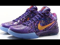 Nike designer Eric Avar revolutionized the basketball shoe game with the debut of the KOBE IV in December 2008. The low-cut shoe shocked many at the time, but the industry quickly followed, going low and lightweight.