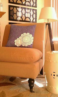 Doiley Pillow