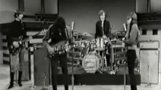 """The Lovin' Spoonful invade Hollywood's Stripin 1965 The doors are just about to form as a group there) """"Do You Believe In Magic"""" ~ 1965 (Drummer screws up 5 seconds in, so they just start over)"""