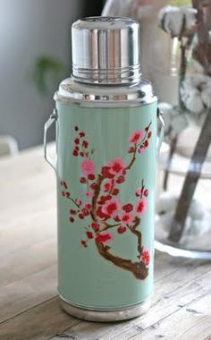 beautiful chinese thermos  (off wishlist)