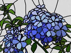 """""""Hydrangea"""" by TDHardy"""