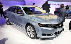 2014 Chevrolet Impala SS Changes