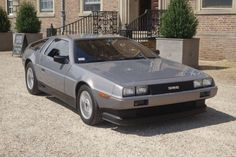 1981 DeLorean DMC 12 Custom
