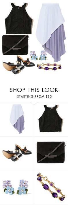 """""""Ynallection Gorgeous Jessica"""" by pearllynnerivera on Polyvore featuring Opening Ceremony, Hollister Co., Gucci, rag & bone and Dolce&Gabbana"""