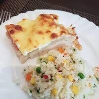 Borzas Csirkemell Lasagna, Eggs, Breakfast, Ethnic Recipes, Food, Morning Coffee, Essen, Egg, Meals
