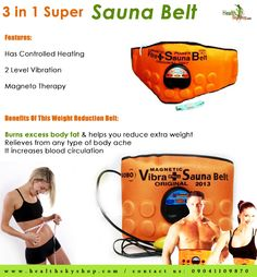 Unexpected slimming Results With Sauna Slim Belt  sauna belt, slimming belt, sauna slim belt  If you want unexpected slimming effects but in an easy way then slimming belt is the best way to do so. These will not only help you shed your extra pounds but also help you to tone your body.