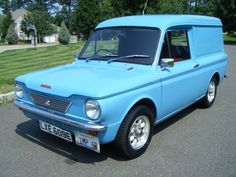 Learn more about Rare Variant: 1968 Hillman Imp Commer Van on Bring a Trailer, the home of the best vintage and classic cars online. Classic Cars British, Classic Trucks, Panel Truck, Cool Vans, Vintage Vans, Classic Motors, Unique Cars, Custom Vans, Commercial Vehicle
