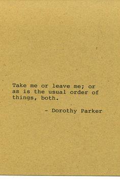 dorothy parker big blonde full text