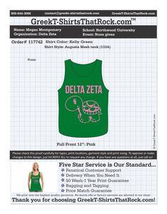 Delta Zeta T-Shirts That Rock 117742 Mockup ...................................................WORK 1 ON 1 with a member of our design team until your T-Shirt ideas are perfect.... and ALWAYS them on in time (before you even need them) at the price you want! ...................................................................................................... JUST CLICK THIS IMAGE TO GET STARTED!